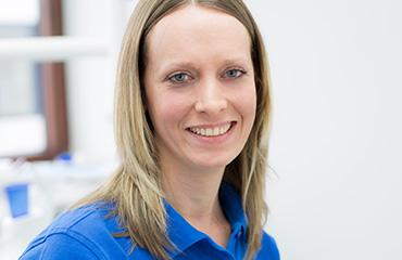 Christin Winkler - Zahnarzt Team - Zahnarztpraxis Stuttgart Mitte