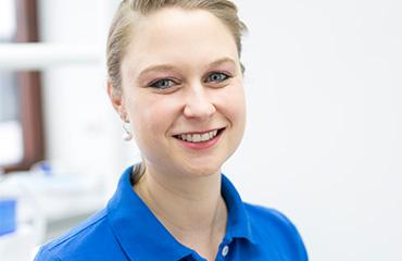 Nadine Wittig - Zahnarzt Team - Zahnarztpraxis Stuttgart Mitte